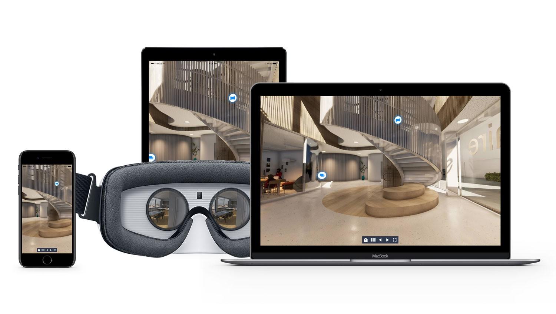 Twinlinker pro Artlantis 7 - aplikace pro virtuální prohlídky